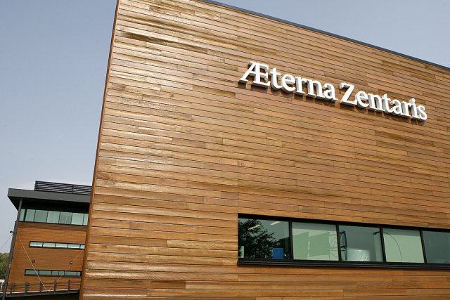 AEterna Zentaris Inc. (USA) (NASDAQ:AEZS) Enrolls First Patient For Phase III Trial of Macrilen™