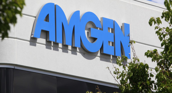 Amgen, Inc. (NASDAQ:AMGN) Surges On Repatha's Effectiveness In Clinical Trials