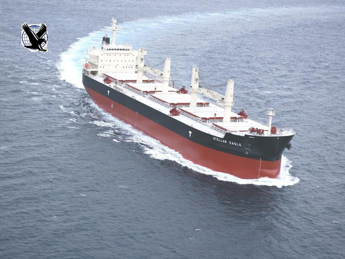 Eagle Bulk Shipping Inc (NASDAQ:EGLE) Acquires SDARI-64 'Ultramax' Newbuilding Vessel