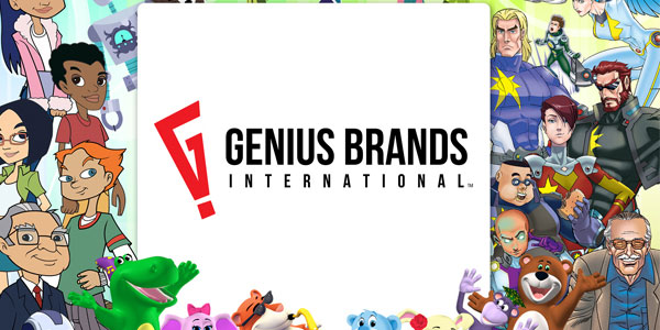 Genius Brands International Inc (OTCMKTS:GNUS) Gains On Back Of Shareholder Letter