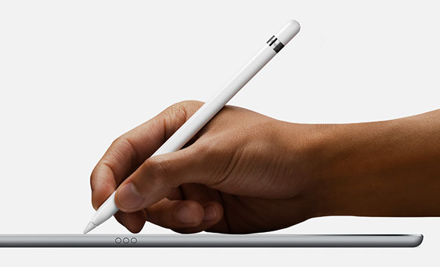 Apple Inc (NASDAQ:AAPL) Can Make Apple Pencil With Force, Inertial Sensors For Smarter Trackpad Appl...