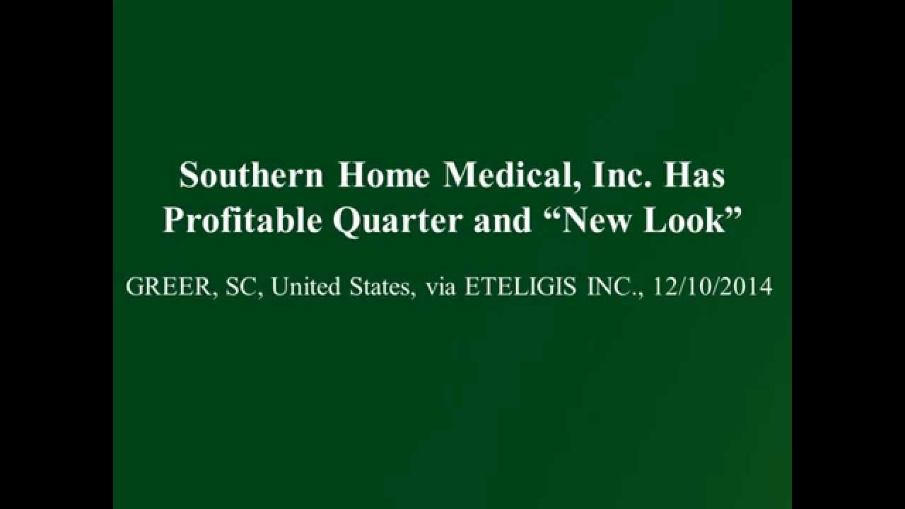 Southern Home Medical, Inc. (OTCMKTS:SHOM) Records 2000% Jump In Revenue After Mergers